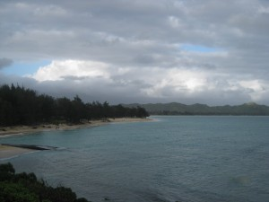 View from Kailua Point