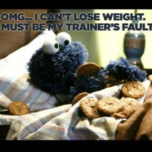 Cookie Monster's Trainer